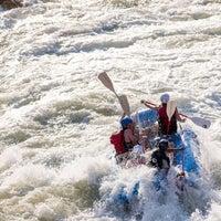 Photo taken at U.S. National Whitewater Center by U.S. National Whitewater Center on 4/29/2014