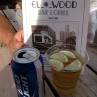 Photo taken at Elwood Bar & Grill by Michelle L. on 6/17/2013