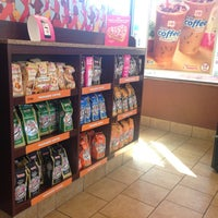 Photo taken at Dunkin' Donuts by Kate M. on 5/1/2013