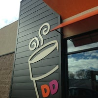 Photo taken at Dunkin' Donuts by Kate M. on 1/31/2013
