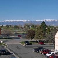 Photo taken at DoubleTree by Hilton Hotel Salt Lake City Airport by Mike M. on 4/11/2014