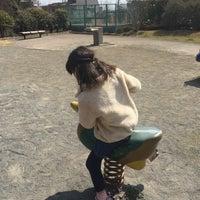 Photo taken at 小山田端自然公園 by ogalfee on 3/18/2017
