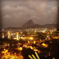 Photo taken at Atlântico Business Hotel by Daniel S. on 6/13/2013