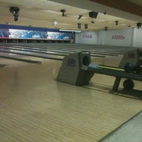 Photo taken at Oak Hills Lanes by Torey D. on 10/24/2012