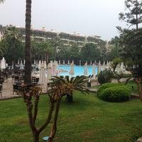 4/15/2013 tarihinde Semra D.ziyaretçi tarafından Barut Hemera Resort & Spa'de çekilen fotoğraf