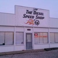 Photo taken at The Diesel Speed Shop by The Diesel Speed Shop on 4/29/2014