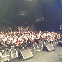 Photo taken at PlayStation Theater by Nicky D. on 11/30/2012