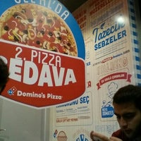 Photo taken at Domino's Pizza by Emrah Ö. on 7/17/2015