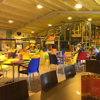 Photo taken at Funtastic Play Centre by Shaun H. on 8/10/2015