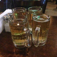 Photo taken at Green Rock Tap & Grill by Raul S. on 5/3/2013