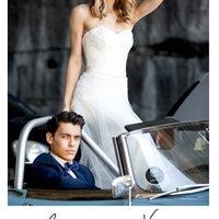 Photo taken at Moira Hughes Couture Wedding Dresses by Moira Hughes Couture Wedding Dresses on 4/30/2014