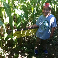 Photo taken at Elwood Orchards by Jeffrey S. on 9/8/2013
