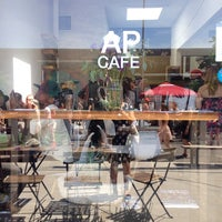 Photo taken at AP Café by Kyra O. on 6/1/2014
