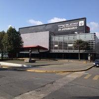 Photo taken at Teatro Del Estado by Ernesto M. on 12/29/2012