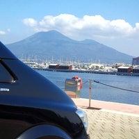 Photo taken at Yacht Club marina Di Stabia by AutoserviziBorrelli L. on 5/20/2014