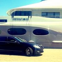 Photo taken at Yacht Club marina Di Stabia by AutoserviziBorrelli L. on 6/21/2014