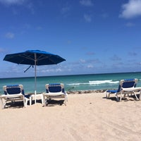 Photo taken at Surfside Beach @ 94th St. by Mary Colleen on 4/14/2015