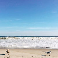 Photo taken at Rockaway Beach by Mary Colleen on 9/5/2016