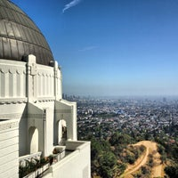 Снимок сделан в Обсерватория Гриффита пользователем Mary Colleen 4/11/2013