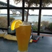 Photo taken at Riverwalk Restaurant by Debbi G. on 11/7/2012