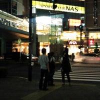 Photo taken at 聖蹟桜ヶ丘駅前交差点 by Clara . on 6/18/2014
