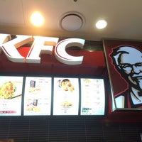 Photo taken at KFC by Karina L. on 11/4/2013