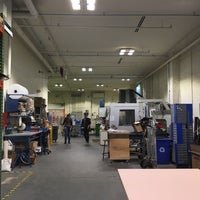 Photo taken at NextFab by Tracy L. on 12/1/2015