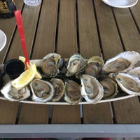 Photo taken at Mac's Seafood by Tracy L. on 8/2/2017