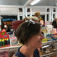 Photo taken at Cabot's Candy by Tracy L. on 7/31/2017
