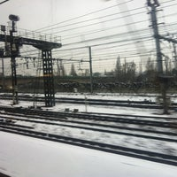 Photo taken at RER Montgeron — Crosne [D] by Katia P. on 2/25/2013