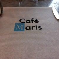 Das Foto wurde bei Café Maris von Philippe P. am 4/18/2013 aufgenommen