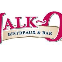 Photo taken at Walk-Ons Bistreaux & Bar by Allen D. on 1/30/2013