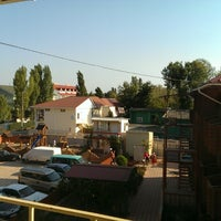 """Photo taken at база отдыха """"Улыбка"""" by Eugen S. on 9/5/2014"""