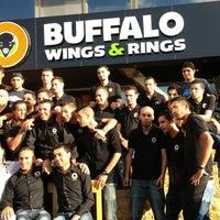 Photo taken at Buffalo Wings & Rings by Dina B. on 6/6/2014
