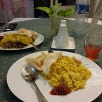 Photo taken at Hotel Minahasa by Alyssa L. on 7/20/2014