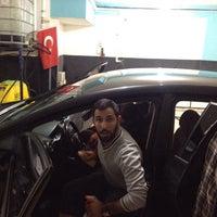 Photo taken at Kalwax Oto & Halı Yıkama by Ali Y. on 12/28/2014