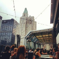 Photo taken at Upstairs by Lauren V. on 6/24/2013