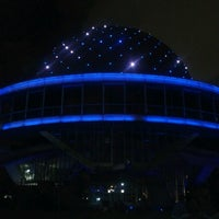 Photo taken at Planetario Galileo Galilei by Silvina M. on 5/25/2013