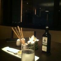 Photo taken at Restaurante Arola Vintetres by SELMA T. on 12/22/2012