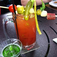Photo taken at Matty's Bar, Grill & Catering by Tara on 3/17/2013
