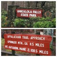 4/4/2013 tarihinde Stuart S.ziyaretçi tarafından Amicalola Falls State Park'de çekilen fotoğraf
