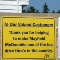 Photo taken at McDonald's by Stuart S. on 8/9/2014