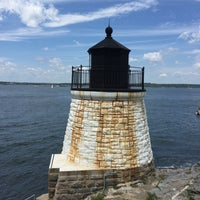 Photo taken at Castle Hill Lighthouse by Shelly M. on 7/3/2017