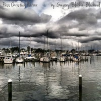 "Photo taken at Pass Christian Harbor by G ""Blackie"" B. on 8/18/2013"