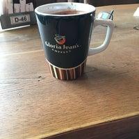 3/25/2018 tarihinde Fuattziyaretçi tarafından Gloria Jean's Coffees'de çekilen fotoğraf