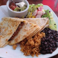 Photo taken at Cantina Taqueria by Yasmine B. on 8/1/2013