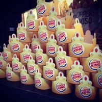 Photo taken at Burger King by Matheus R. on 3/16/2013