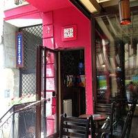 Photo taken at Red Bar by Matteo P. on 5/19/2013