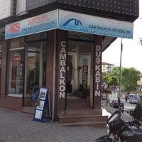 Photo taken at akselcambalkon by Gökhan A. on 5/13/2014