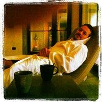 Photo taken at Ki Spa @ Hotel Mamiani **** by Stormy T. on 8/20/2013